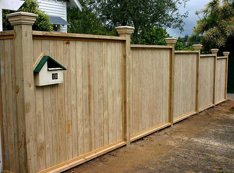 Photo Gallery Examples Of Shiplap Fences Auckland Fences